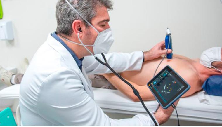 Diagnóstico de problemas cardiopulmonares e abdominais será agilizado com equipamento norte-americano