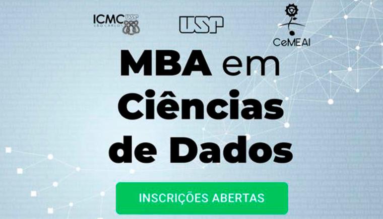 ICMC USP São Carlos oferece curso sobre Ciências de Dados